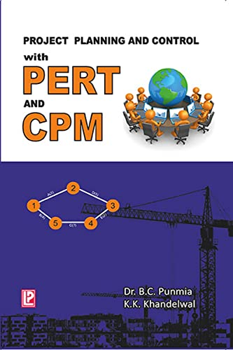 9788131806982: Project Planning and Control with Pert and Cpm