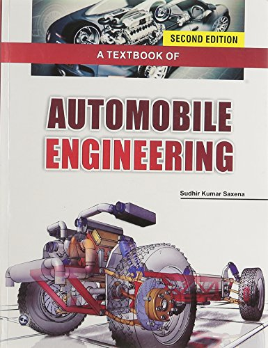 Automobile Engineering: Sudhir Kumar Saxena