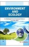 Environment and Ecology (Swami Vivekanand Technical University, Chhattisgarh): J.P. Sharma