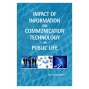 Impact of Information and Communication Technology on Public Life: Vikram Singh
