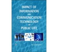 Impact of Information and Communication Technology on Public Life: Vikram Singh