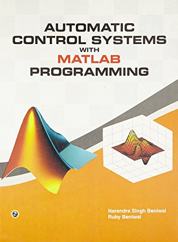 9788131807415: Automatic Control Systems with MATLAB Programming