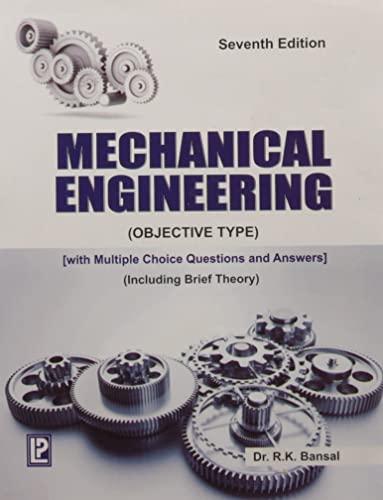 9788131807880: Mechanical Engineering (Objective Type)