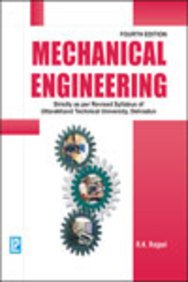 Mechanical Engineering: Uttarakhand Technical University: R.K. Rajput
