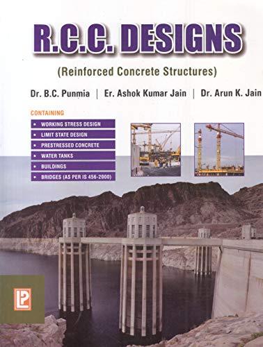 9788131809426: R.C.C. Designs (Reinforced Concrete Structures)