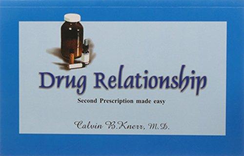 9788131900215: Drug Relationships