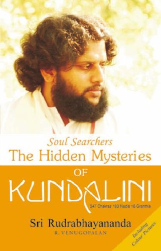 9788131900475: The Hidden Mysteries of Kundalini