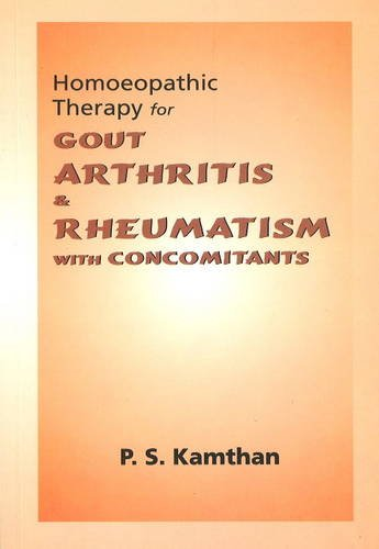 9788131900598: Homoeopathic Therapy in Gout & Arthritis