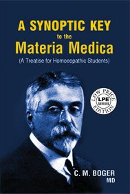 A Synoptic Key to the Materia Medica: Boger Cm