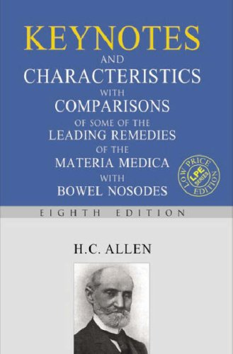 Keynotes & Characteristics with Comparisons Student Edition,: Allen H C
