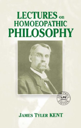 9788131901458: Lectures on Homeopathic Philosophy