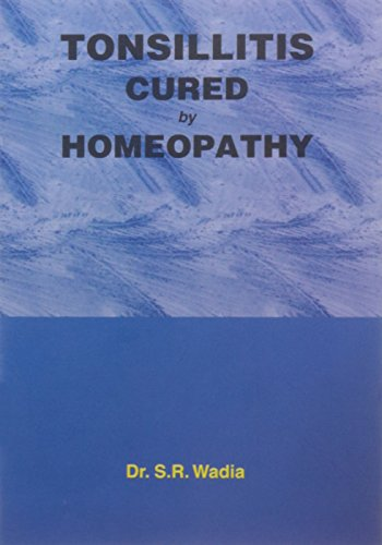 Tonsillitis Cured by Homoeopathy: DR S R