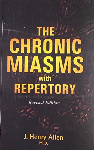 He Chronic Miasms & Pseudo-Psora, English: Allen Jh
