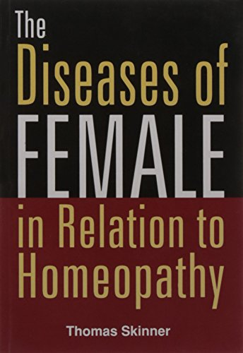 9788131901816: The Diseases of Females in Relation to Homeopathy
