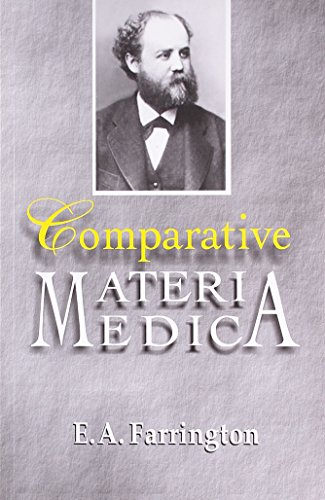 Comparative Materia Medica: Farrington, E. A.