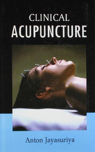 Clinical Acupunture with Chart, English: Anton Jayasuriya