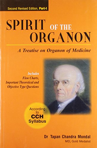 Spirit of the Organon, Vol. 1: Tapan Chandra Mondal
