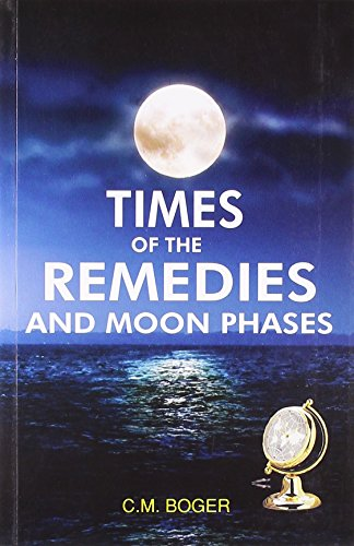 9788131903049: Times of Remedies & Moon Phases