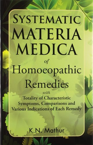 9788131903193: Systematic Materia Medica of Homoeopathic Remedies