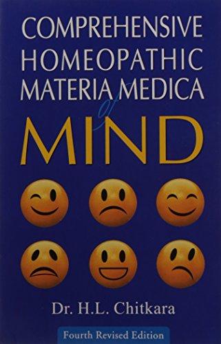 Comprehensive Homoeopathic Materia Medica of Mind, English: Chitkara Hl