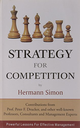 Strategy for Competition: Hermann Simon
