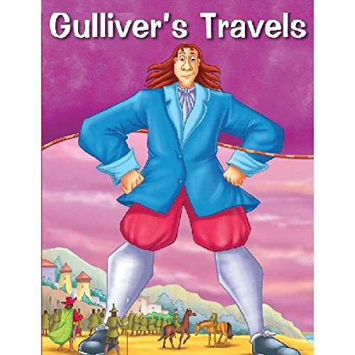 9788131904459: Gulliver's Travels (My Favourite Illustrated Classics)