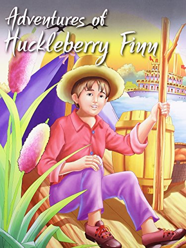 9788131904473: Adventures of Huckleberry Finn (My Favourite Illustrated Classics)