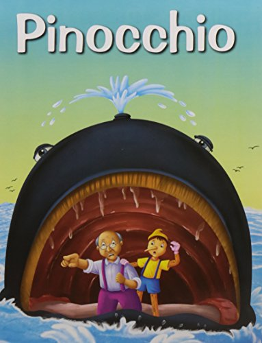 9788131904510: Pinocchio (My Favourite Illustrated Classics)