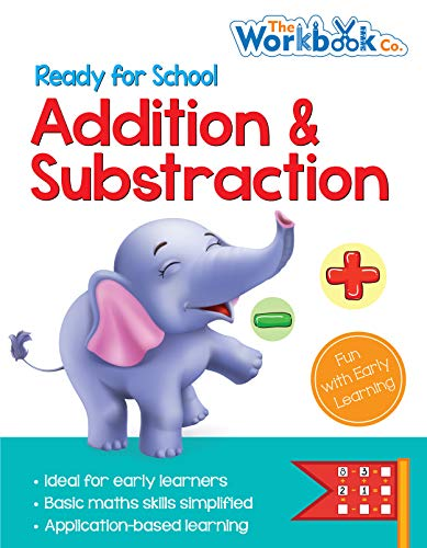Addition & Subtraction (Ready for School)