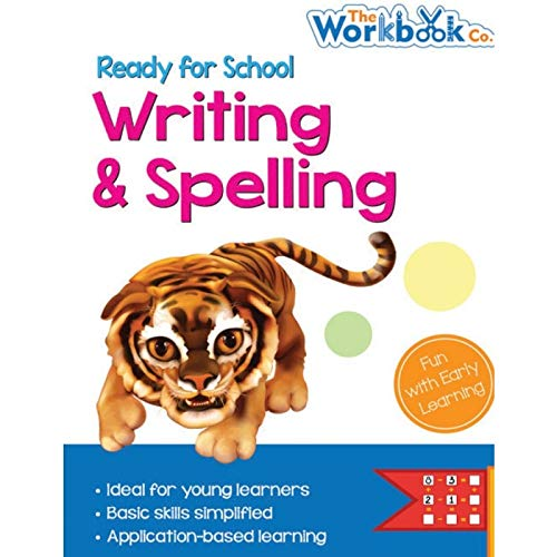 Writing and Spelling (Ready for School): Pegasus