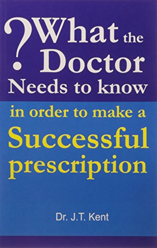 What the Doctor Needs to Know in: Kent James Tyler