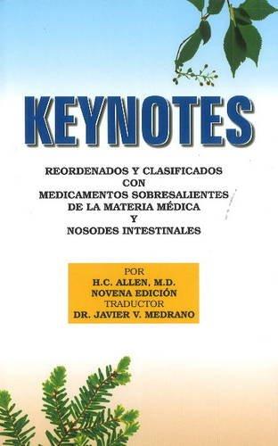 9788131905555: Keynotes Reordenados y Clasificados (Spanish Edition)