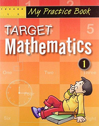 Target Mathematics: 1: Sharma, Purnima