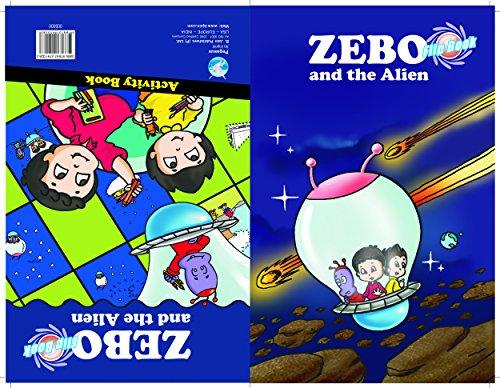 9788131910283: Zebo and The Alien - Flip Book