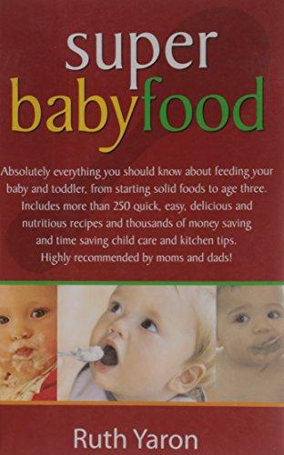 Super Baby Food: Ruth Yaron