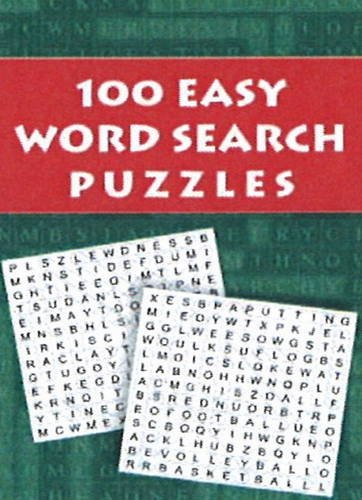 100 Easy Word Search (Puzzles): Pegasus