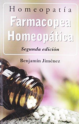 Farmacopea Homeopatica: Jimenez Uribe