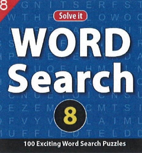 9788131918982: Word Search 8