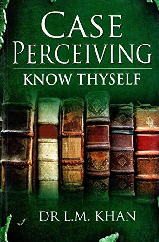 Case Perceiving Know Thyself: Khan L.M.