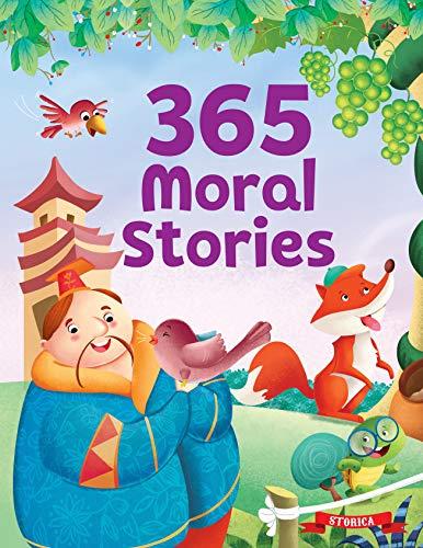 9788131930496: 365 Moral Stories