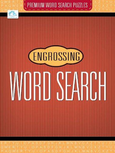 Engrossing (Premium Word Search Puzzles): Pegasus