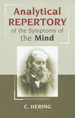 9788131932209: Analytical Repertory of the Symptoms of the Mind