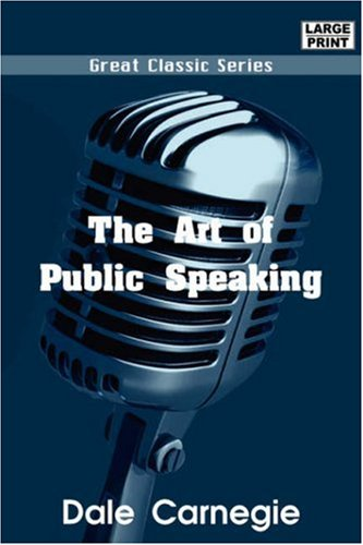 9788132001157: The Art of Public Speaking