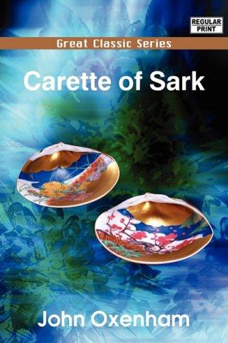 9788132021919: Carette of Sark