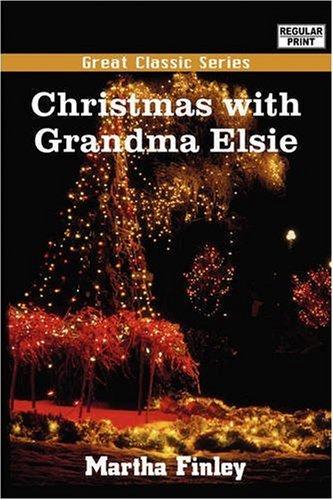 9788132024828: Christmas with Grandma Elsie