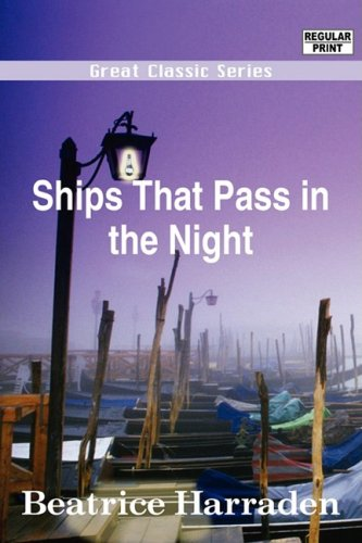 9788132027409: Ships That Pass in the Night