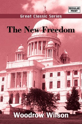 9788132042839: The New Freedom
