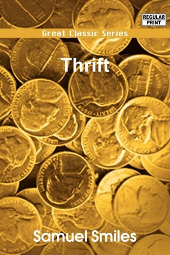9788132044758: Thrift (Great Classic Series)