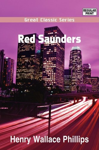 9788132045960: Red Saunders