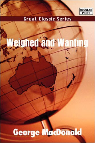 9788132049630: Weighed and Wanting